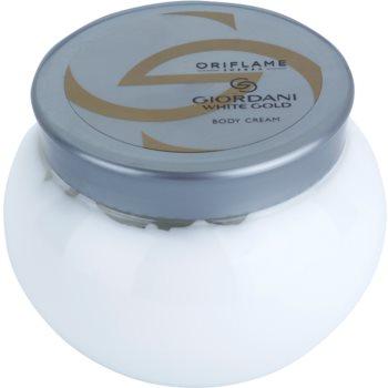 Oriflame Giordani White Gold crema de corp pentru femei 1