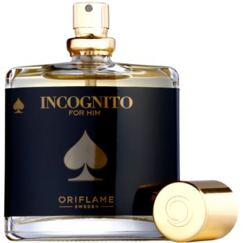 Oriflame Incognito Eau de Toilette für Herren 4
