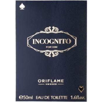 Oriflame Incognito Eau de Toilette für Herren 1