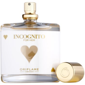 Oriflame Incognito тоалетна вода за жени 4