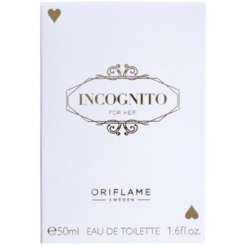 Oriflame Incognito тоалетна вода за жени 1
