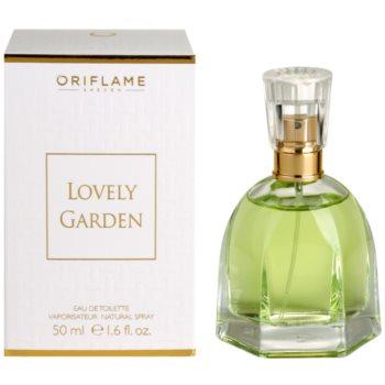 Oriflame Lovely Garden eau de toilette pentru femei