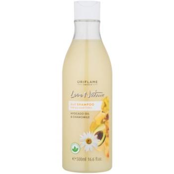 Oriflame Love Nature šampon pro všechny typy vlasů 500 ml