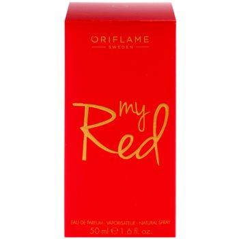 Oriflame My Red Eau de Parfum para mulheres 4