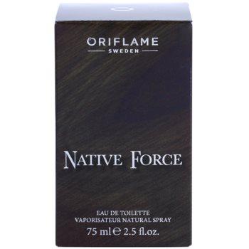 Oriflame Native Force toaletna voda za moške 4