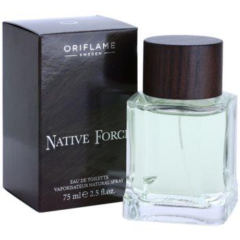 Oriflame Native Force toaletna voda za moške 1