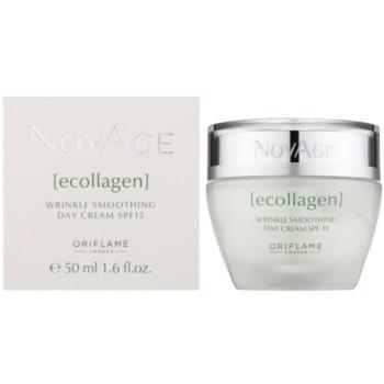 Oriflame Novage Ecollagen изглаждащ крем против бръчки SPF 15 1
