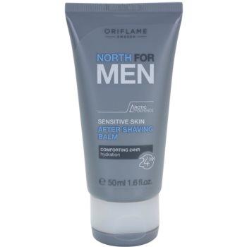Oriflame North For Men bálsamo after shave para pieles sensibles