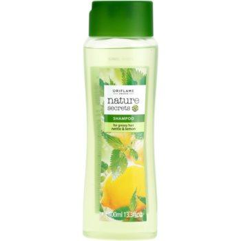 Oriflame Nature Secrets szampon do włosów przetłuszczających