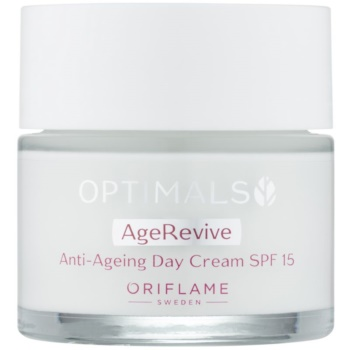 Oriflame Optimals crema de zi pentru contur SPF 15 poza noua