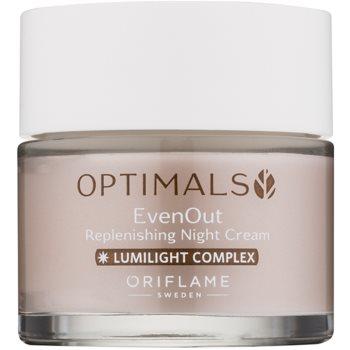 Oriflame Optimals crema de noapte regeneratoare