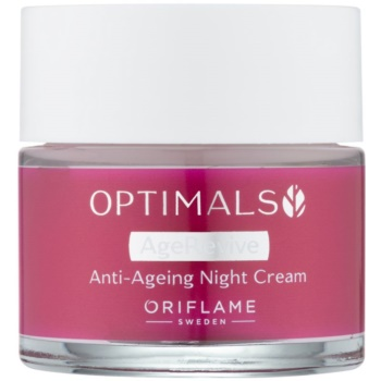 Oriflame Optimals crema de noapte pentru contur
