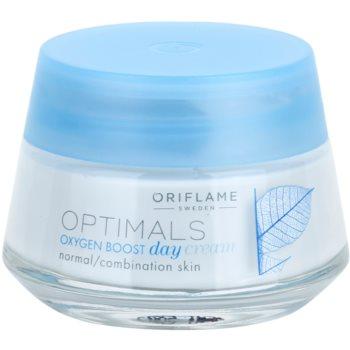 Oriflame Optimals Oxygen Boost osvěžující denní krém pro normální až smíšenou pleť