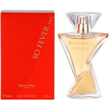 Oriflame So Fever Her parfemovaná voda pro ženy 50 ml