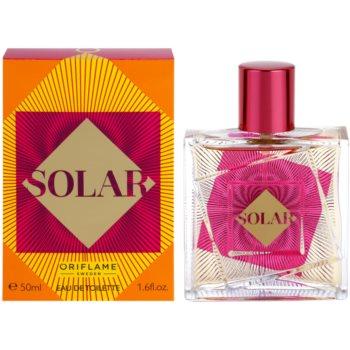 Oriflame Solar Eau de Toilette pentru femei 50 ml