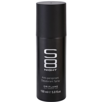 Oriflame S8 Night Deo-Spray für Herren