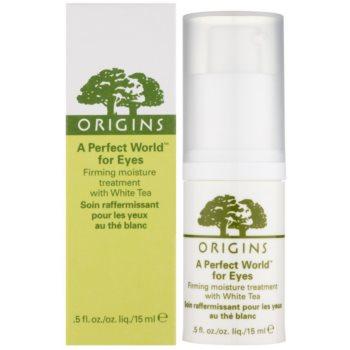 Origins A Perfect World™ straffendes Augen Serum mit weißem Tee 2