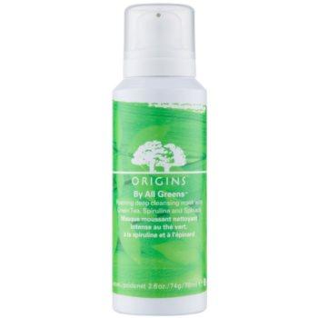 Origins By All Greens™ spumă de curățare facială purifiantă