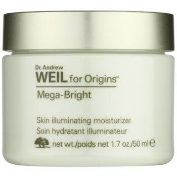 Origins Dr. Andrew Weil for Origins™ Mega-Bright зволожуючий крем для сяючої шкіри