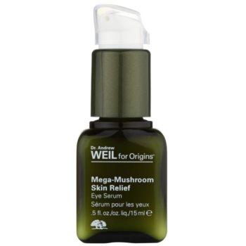 Origins Dr. Andrew Weil for Origins™ Mega-Mushroom сироватка для шкіри навколо очей проти набряків та темних кіл