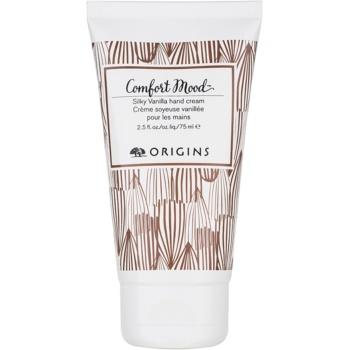 Origins Comfort Mood™ crema de maini cu textura fina cu vanilie