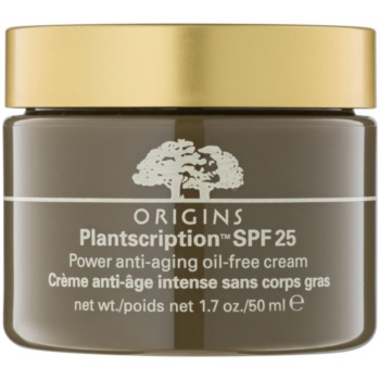 Origins Plantscription™ cremă anti-îmbătrânire oil free