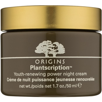 Origins Plantscription™ Crema de noapte activă