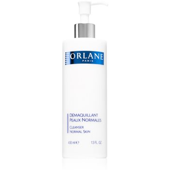 Orlane Cleansing lapte demachiant pentru piele normala