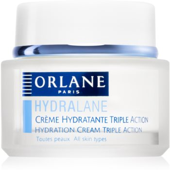 Orlane Hydralane crema puternic hidratanta cu acid hialuronic
