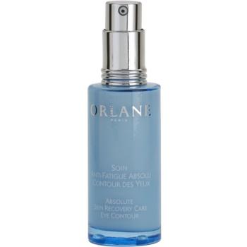 Orlane Absolute Skin Recovery Program crema de ochi impotriva cearcanelor si ochilor umflati