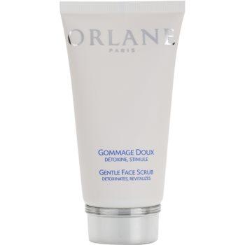 Orlane Daily Stimulation Program delikatny peeling do twarzy