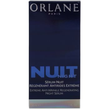 Orlane Extreme Line Reducing Program ser de noapte reparator antirid 3