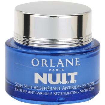 Orlane Extreme Line Reducing Program crema regeneratoare de noapte antirid