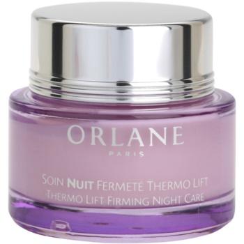 Orlane Firming Program crema de noapte termoactiva pentru fermitate