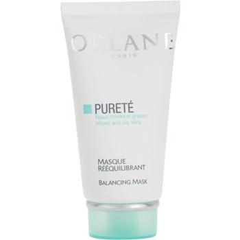 Orlane Purete Program вирівнююча маска для нормальної та жирної шкіри
