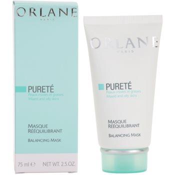 Orlane Purete Program vyrovnávacia maska pre normálnu až mastnú pleť 1