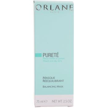 Orlane Purete Program vyrovnávacia maska pre normálnu až mastnú pleť 3