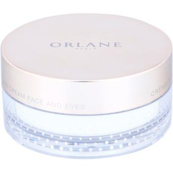 Orlane Royale Program crema pentru curatare pe fata si ochi