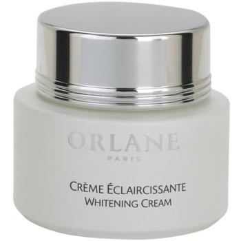 Orlane Whitening Program crema cu efect de albire impotriva petelor  50 ml