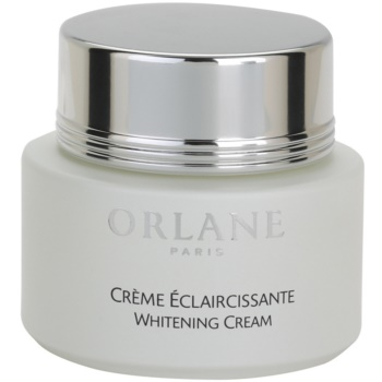 Orlane Whitening Program crema cu efect de albire impotriva petelor