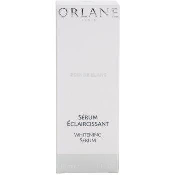 Orlane Whitening Program sérum branqueador para manchas de pigmentação 3