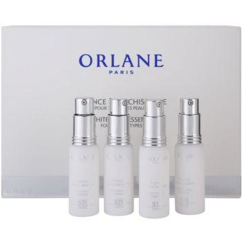 Orlane Whitening Program bleichende Pflege gegen Pigmentflecken 1