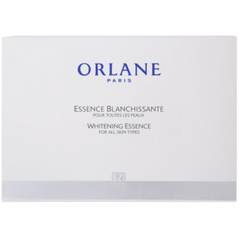 Orlane Whitening Program bleichende Pflege gegen Pigmentflecken 4