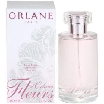 Orlane Orlane Fleurs d Orlane eau de toilette pentru femei