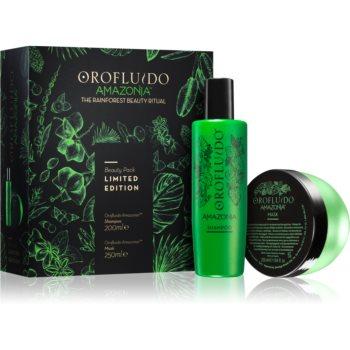Orofluido Amazonia™ set cadou (pentru par deteriorat) editie limitata imagine