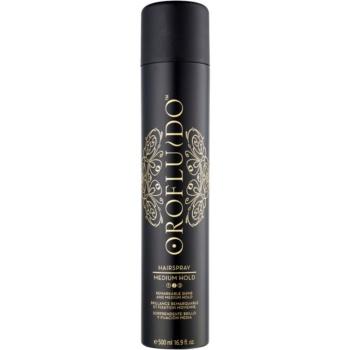Orofluido Beauty fixativ păr pentru fixare medie