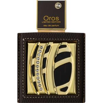 Oros Oros pour Homme Limited Edition eau de parfum pentru barbati 85 ml