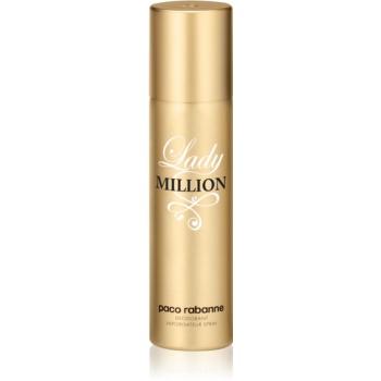 Paco Rabanne Lady Million deospray pro ženy 150 ml