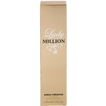 Paco Rabanne Lady Million deospray pre ženy 4