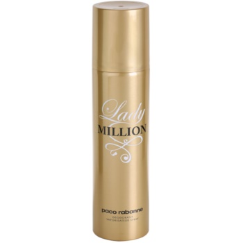 Fotografie Paco Rabanne Lady Million deospray pro ženy 150 ml